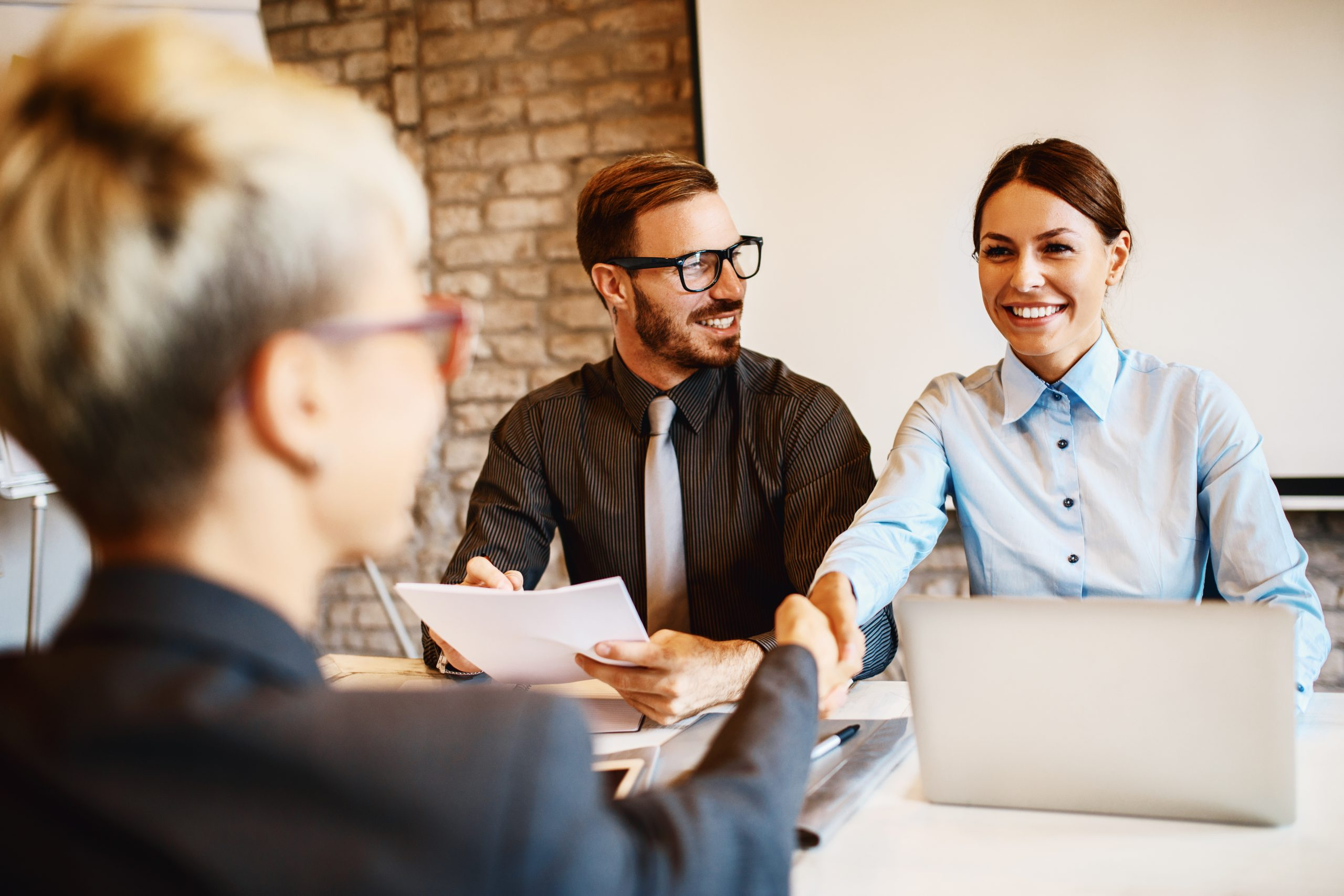 Job Interview Tip 6: How to Make a Great Impression